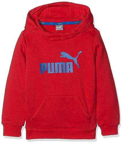 Puma Sudadera para niño con Capucha ESS Nº1, Infantil, ESS No.1 Hoody