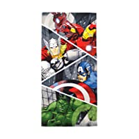Marvel Captain America Hooded Bath/Beach Poncho Towel