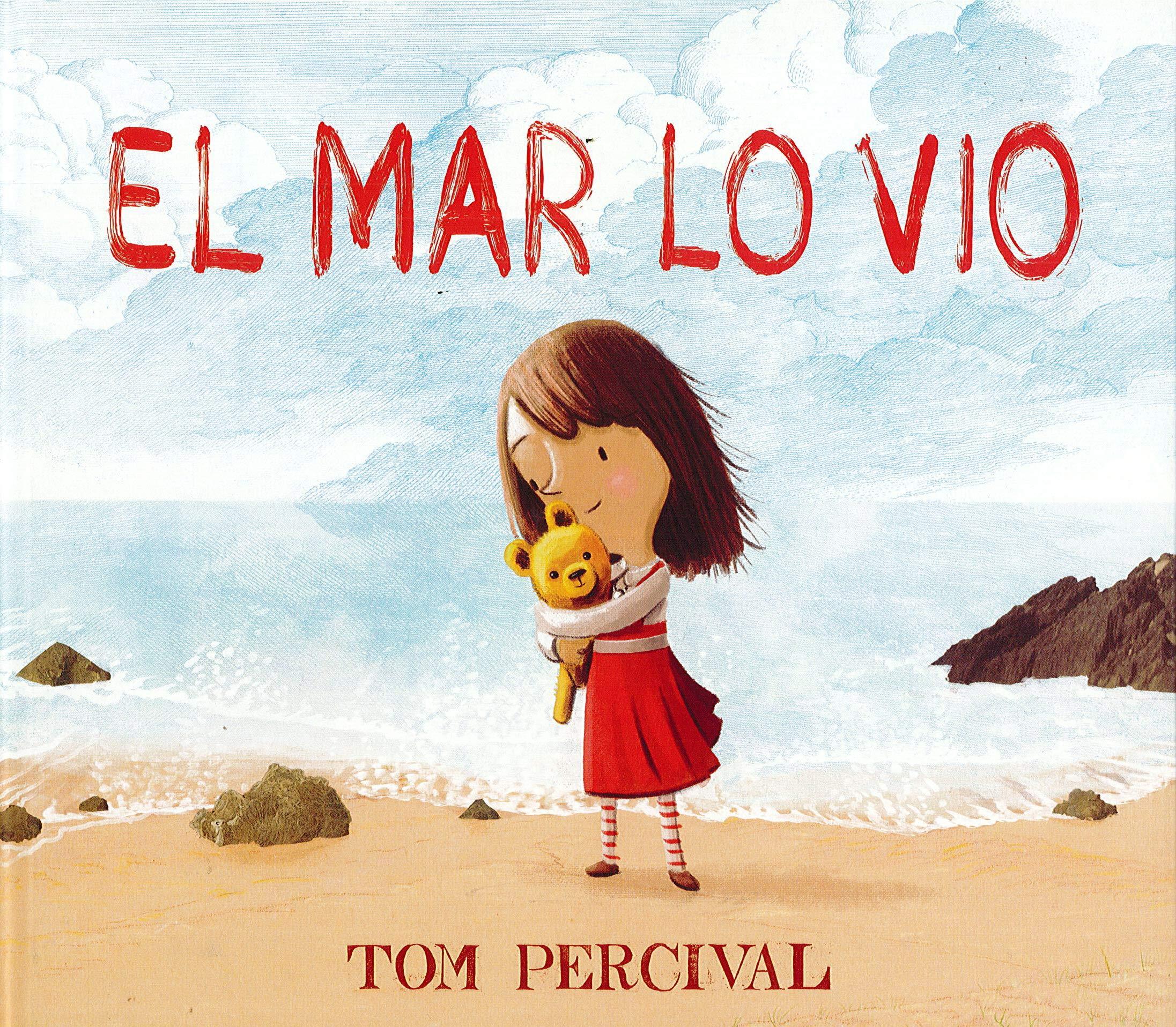 Mar lo vio, El (Àlbums Locomotora): Amazon.es: Tom Percival, Anna  Llisterri: Libros