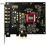 Creative Sound Blaster Z Interne Soundkarte (PCI-Express (PCI-Express, 116dB, 3,5mm Jack) bulk