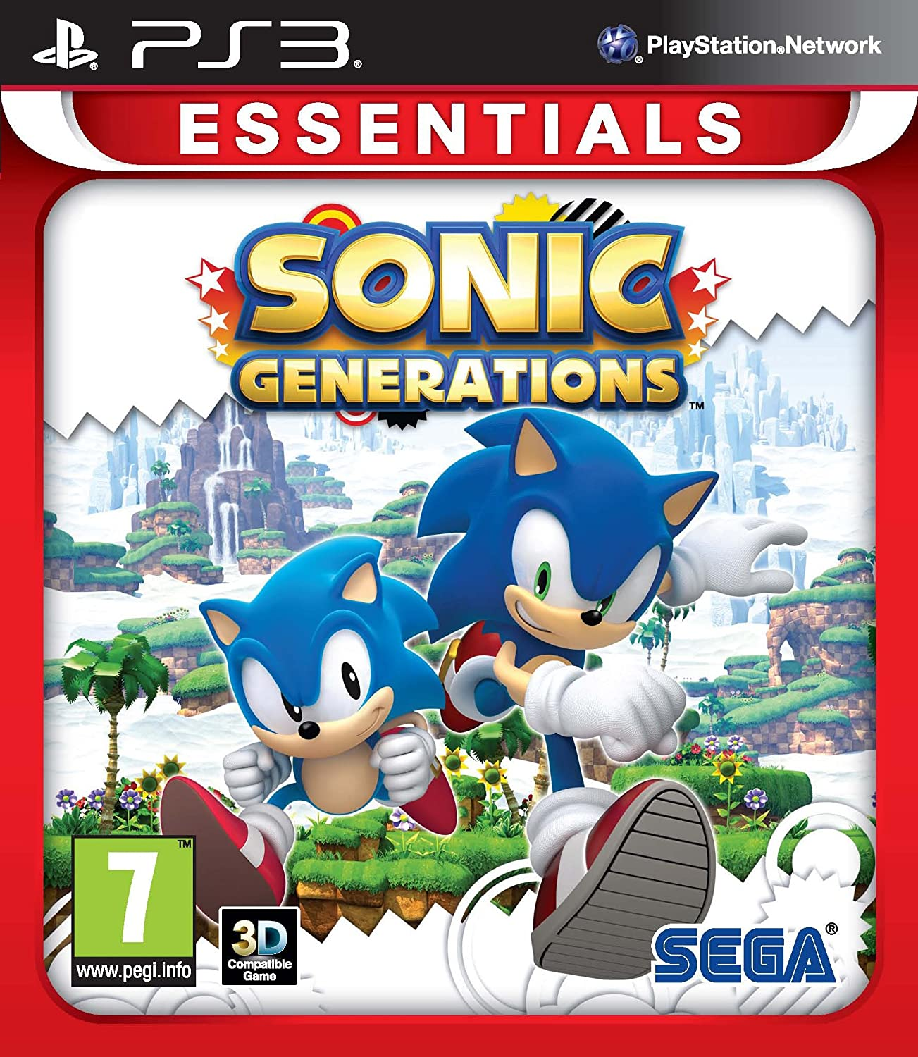 Sonic Play Station 4 PS4