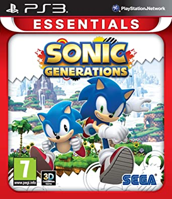 Sonic Generations: Essentials (PS3): Amazon co uk: PC