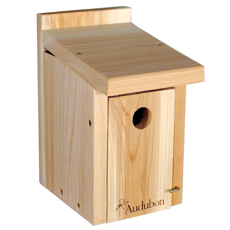 Woodlink, Ltd. NAWRCH Audubon Cedar Wren and Chickadee House