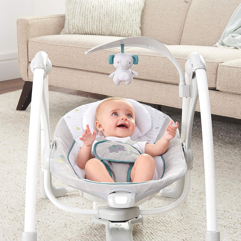 Ingenuity tragbare Babyschaukel Nash