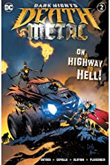 Dark Nights: Death Metal (2020-) #2 Kindle Edition