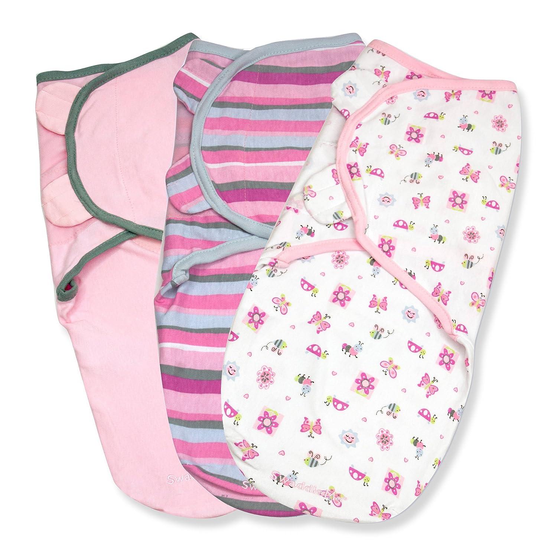 Amazon Summer Infant Swaddleme 3 Piece Adjustable Infant Wrap