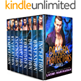 Dragon Protectors Boxed Set: Dragon Shifter Alpha Warrior Fated Mates Romance