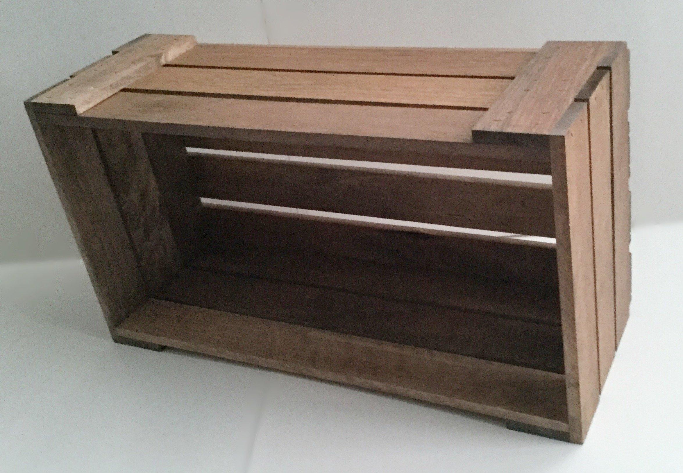 Darla'Studio 66 DVD Holder Wood Crate