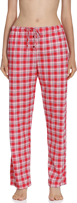 Cornette Pantalones de Pijama Ropa de Casa Mujer CR-690