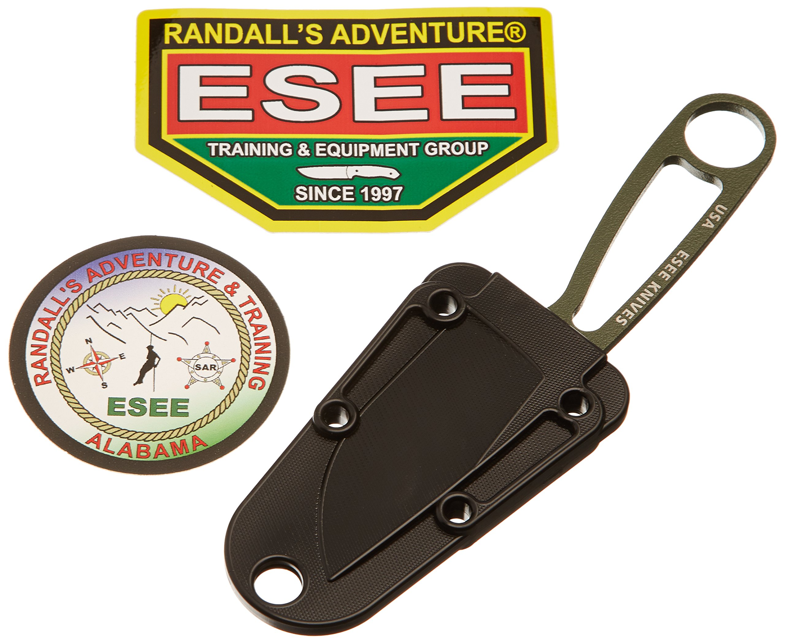 ESEE OD Izula Knife with Complete Kit