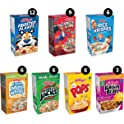 Kellogg's 48 Count Single-Serve Breakfast Cereal Variety Pack