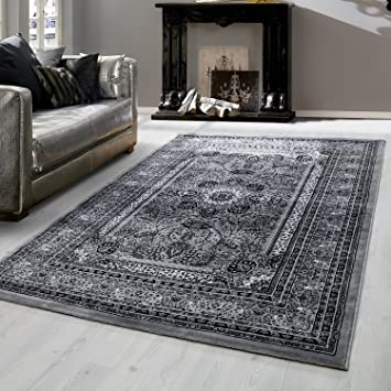 Amazon.de: Klassische modern designer orient Teppiche für Wohnzimmer ...
