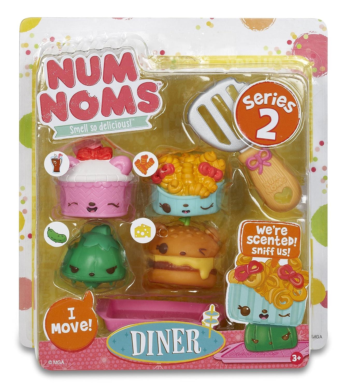 Num Noms 544142  Diner Combo juego para cocinar