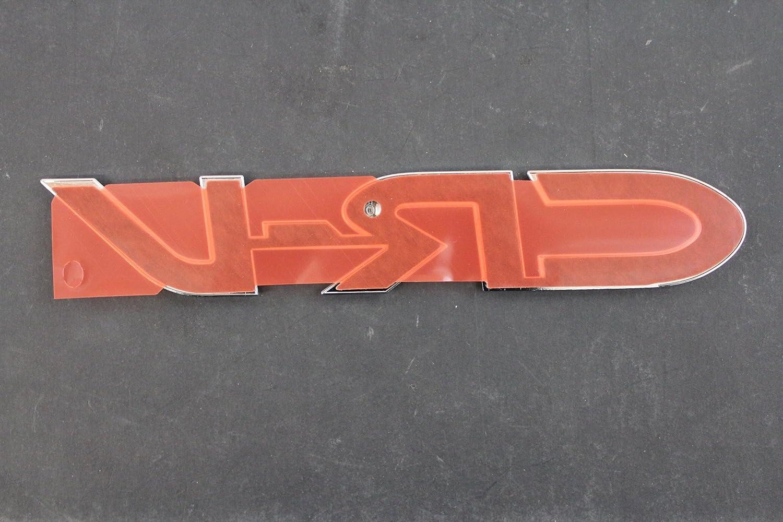 "Genuine OEM Honda 75722-S9A-000 /""CR-V/"" Rear Badge Nameplate 2002-2006 CR-V"