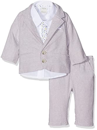 b3c6c6704 Mamas   Papas Baby Boys  Suit  Amazon.co.uk  Clothing