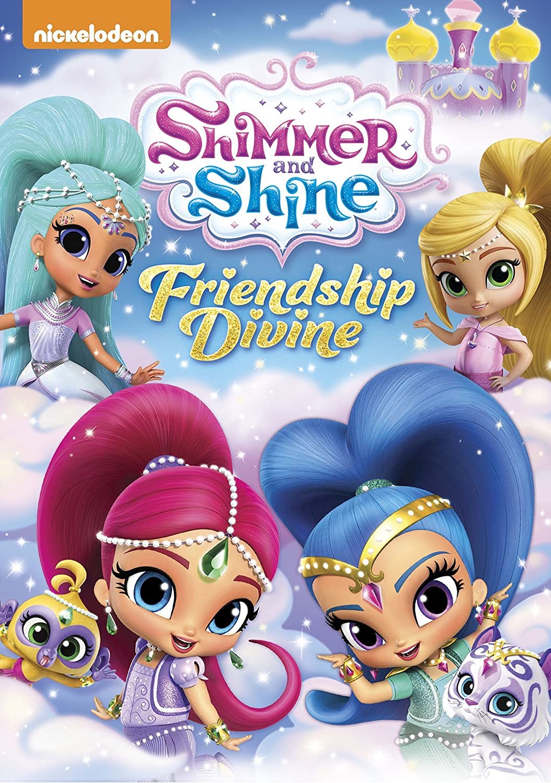 Amazoncom Shimmer And Shine Friendship Divine Alina