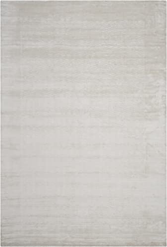 Safavieh Mirage Collection MIR721A Hand-Knotted Pearl Wool Area Rug 9 x 12