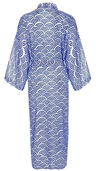 Kimono Robe Yukata Dressing Gown for Women