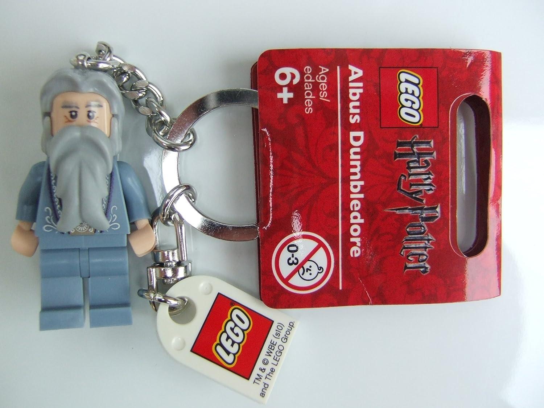 LEGO Albus Dumbledore Key Chain