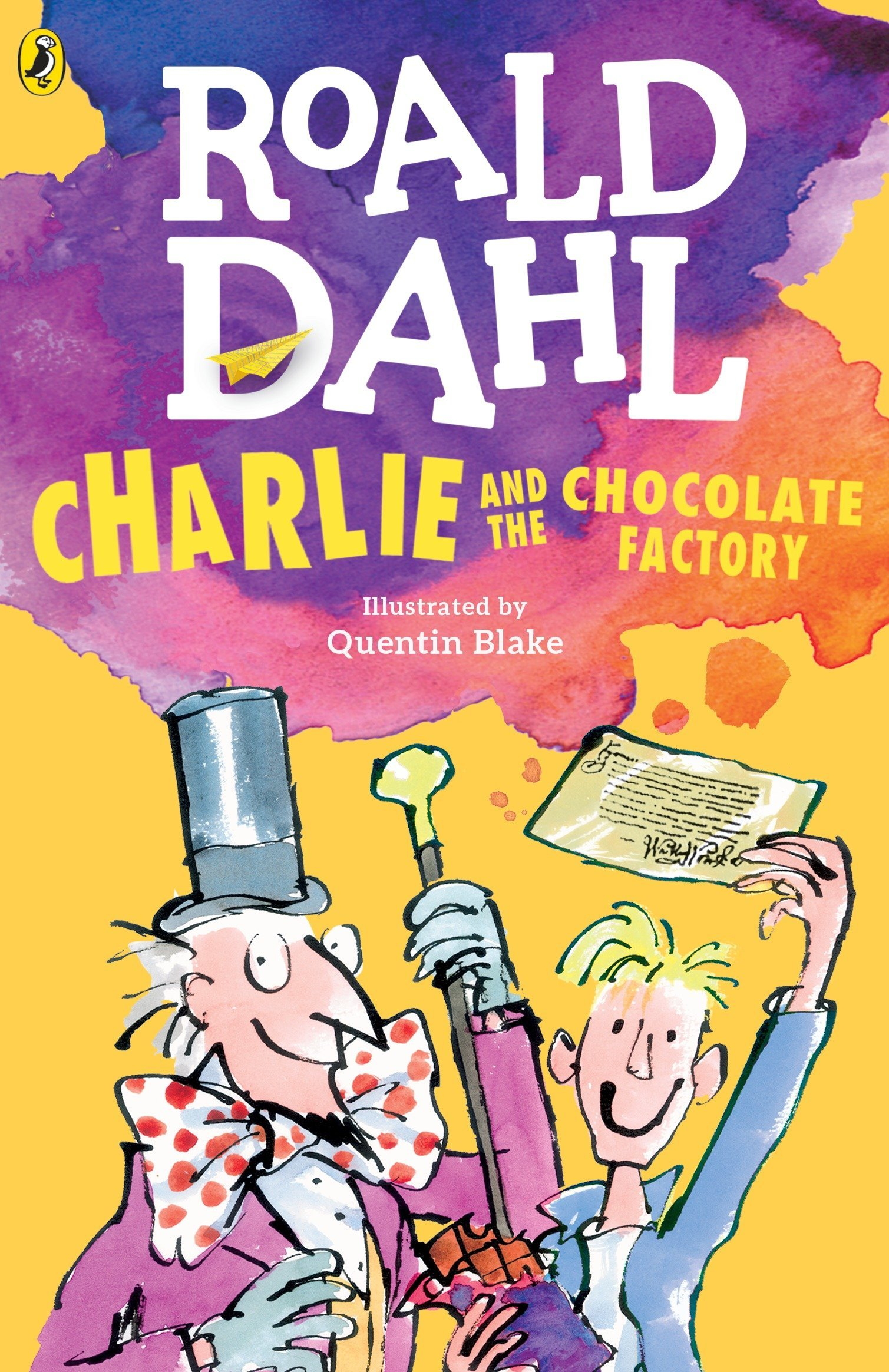 Image result for Charlie and the chocolate factory by Roald Dahl