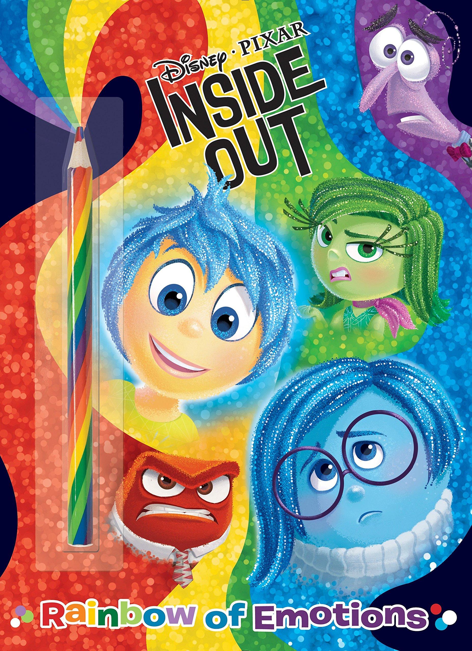 RAINBOW OF EMOTIONS: RH Disney: 9780736432870: Amazon com: Books