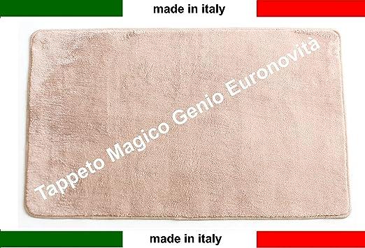 33 opinioni per Tappeto magico Genio 50x110 vari colori antiscivolo microfibra,Zerbino,lavabile