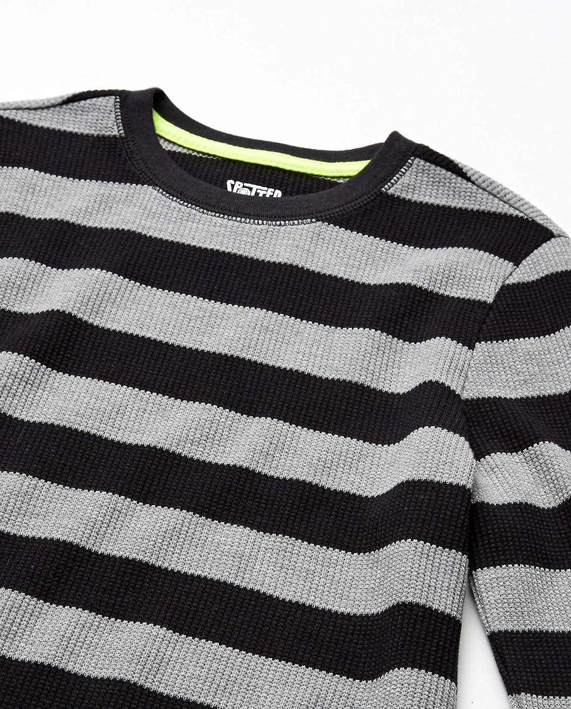 Brand Spotted Zebra Boys Toddler /& Kids 2-Pack Long-Sleeve Thermal Tops