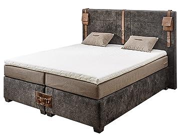 S de de Furniture 1758 Original Cama con somier de cama de 180 x 200 cm ...