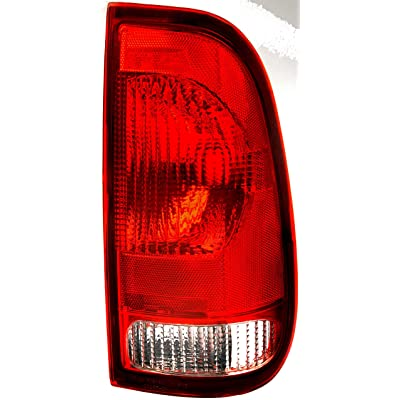 Dorman 1610237 Passenger Side Tail Light Assembly for Select Ford Models: Automotive