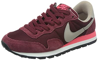 80e87426b37b Nike Womens Air Pegasus  83 Tm Red Mood Orwd Brown 407477-601 5.5