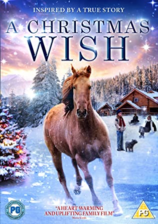 A Christmas Wish Dvd Amazon Co Uk Brian Krause Nancy Stafford Danielle Chuchran Heather Beers John Lyde Brian Krause Nancy Stafford Dvd Blu Ray