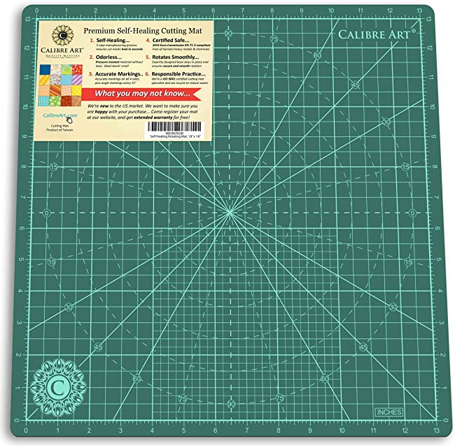 Calibre Art Rotating Cutting Mat For All Purposes