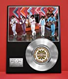 Jackson 5 LTD Edition Platinum Record Display