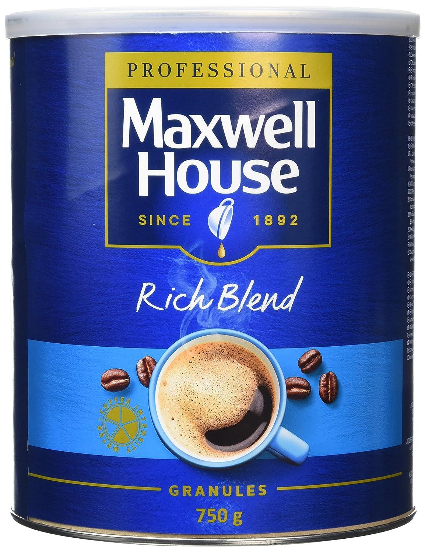 Maxwell House Coffee Granules 750g