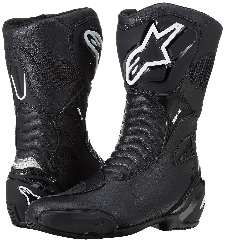 Alpinestars SMX S Boots 47 Black//White
