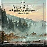 Schumann & Brahms: Concertos