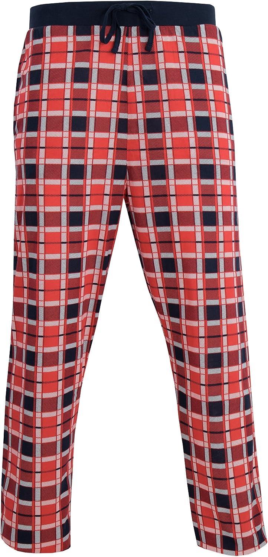 Hommes Disney Mr Grincheux Salon Pantalon Cadeau Paquet Pyjama Long Bas Tailles S M L XL