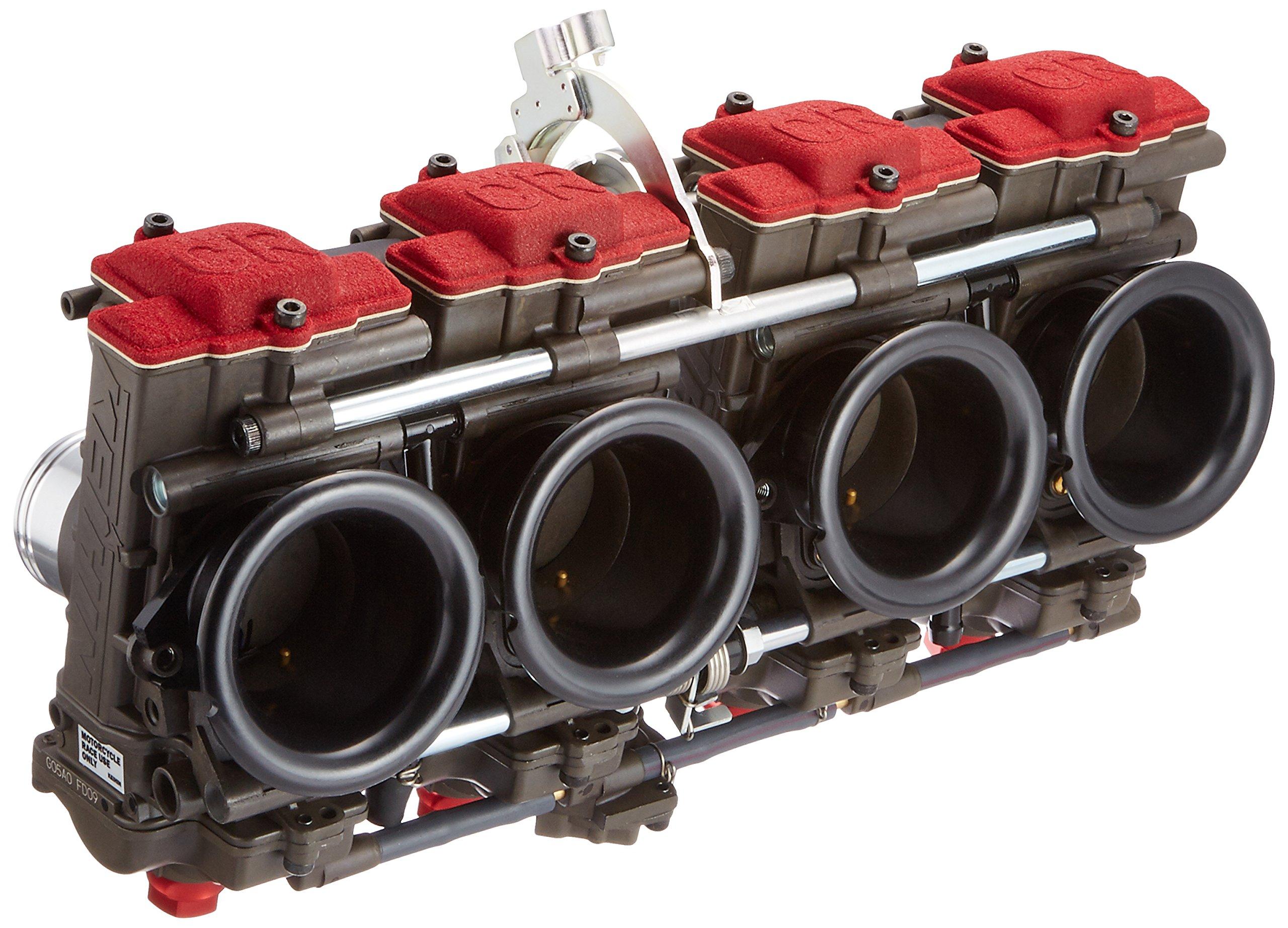 Yoshimura Keihin FCR-MJN39 carburetor funnel specification black body GPZ900R NINJA [Ninja] 759-294-2600