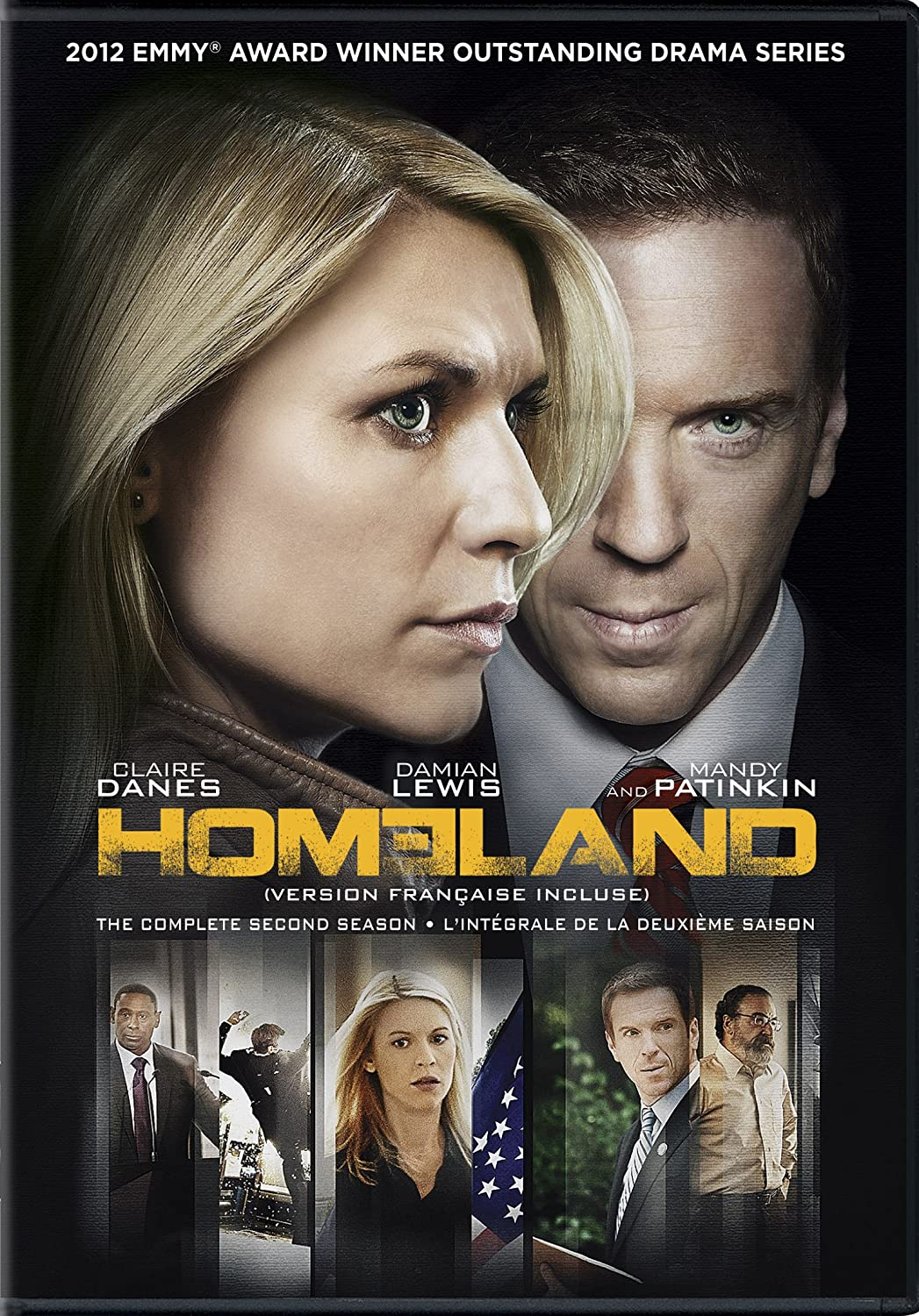 torrent homeland season 2 complete