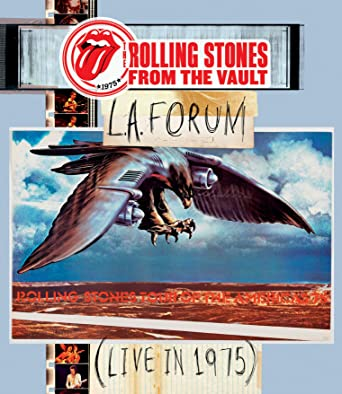 Amazon com: From the Vault: L A  Forum: The Rolling Stones