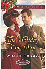 The Holiday Courtship (Texas Grooms Book 7) Kindle Edition