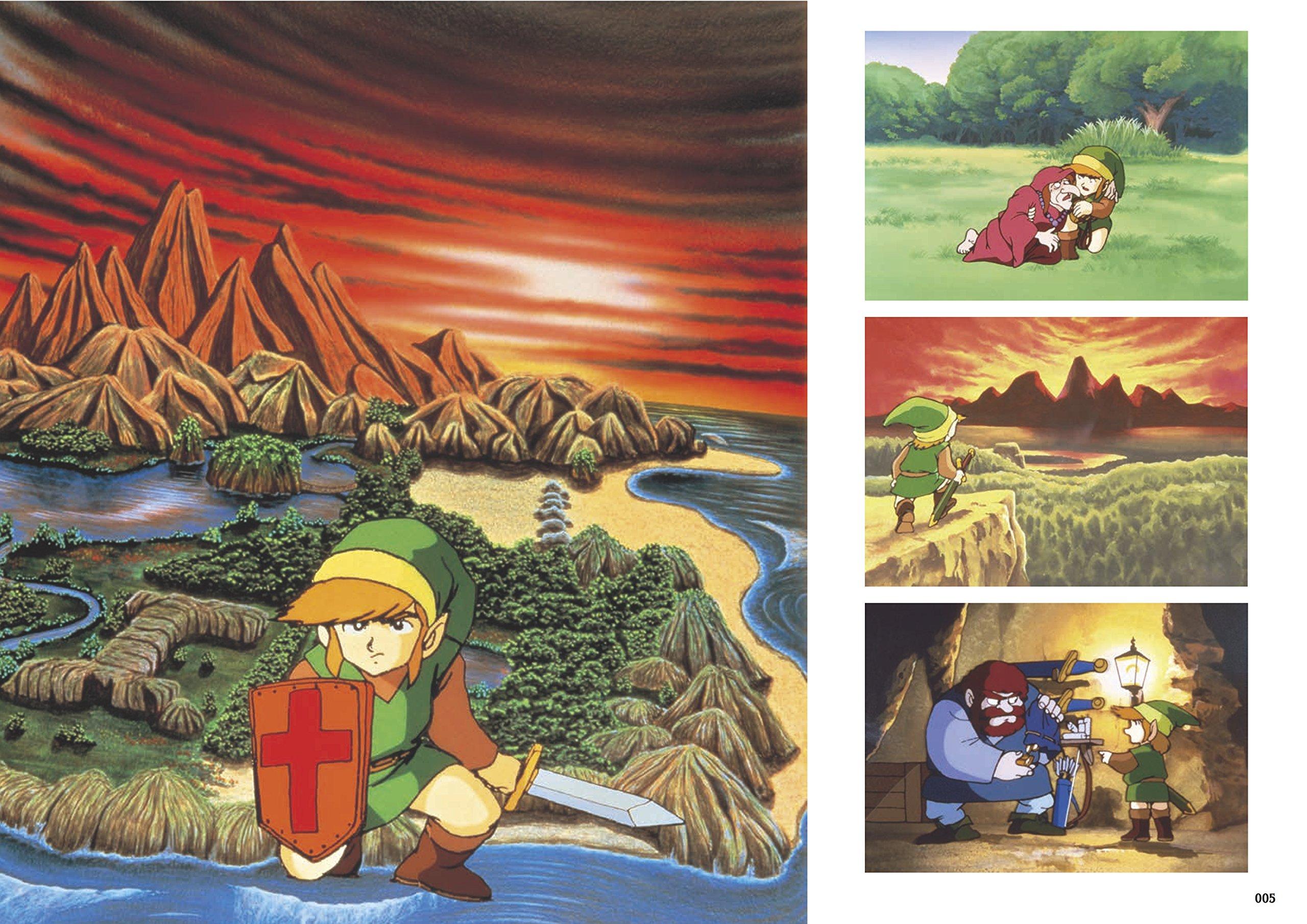 Amazon The Legend of Zelda Art & Artifacts
