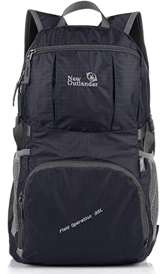 Amazon.com: Outlander Large Packable Handy Lightweight Travel ...