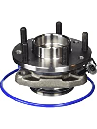 Moog 513124 Wheel Bearing and Hub Assembly