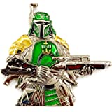 """US Navy Ronin Samurai Mash-Up Star Wars Boba Fett, Chief Petty Officer (CPO) """"Navy Chief, Navy Pride"""" Challenge Coin by AIIZ Collectibles"""