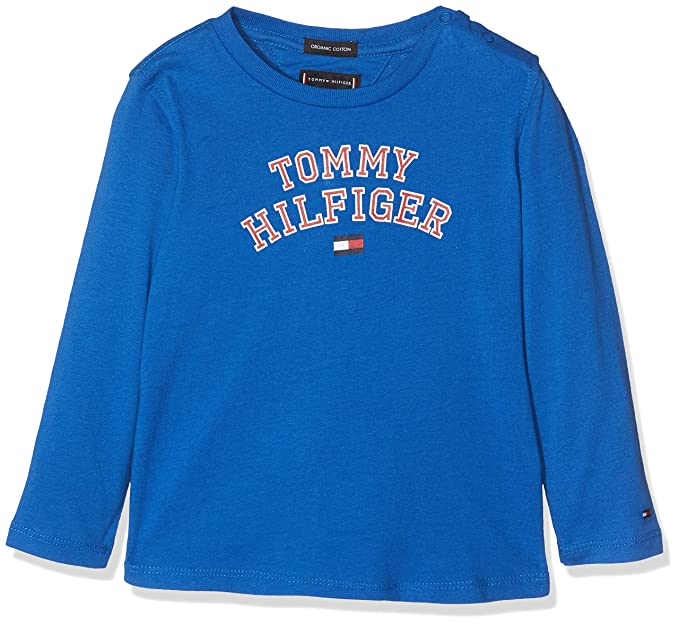 acad316a341 Tommy Hilfiger Essential Hilfiger tee L S