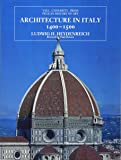 Architecture in Italy, 1400-1500 (The Yale University Press Pelican History of Art)