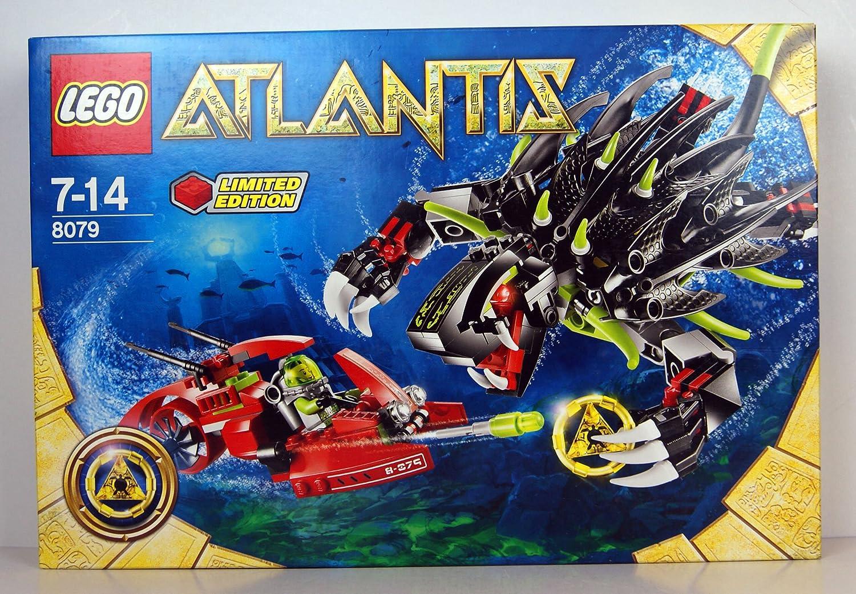 LEGO Atlantis Shadow Snapper 8079