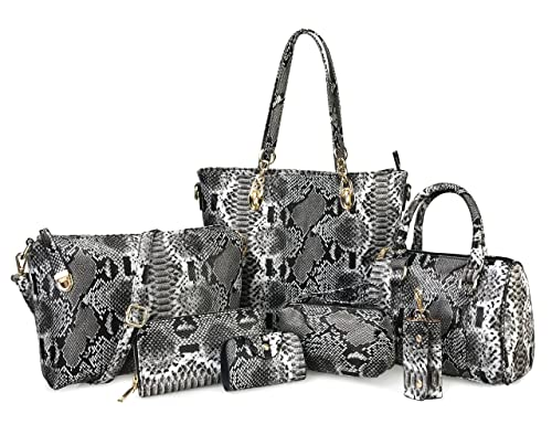 Amazon.com: Hoxis Paquete de 7 bolsos. Cartera multi ...