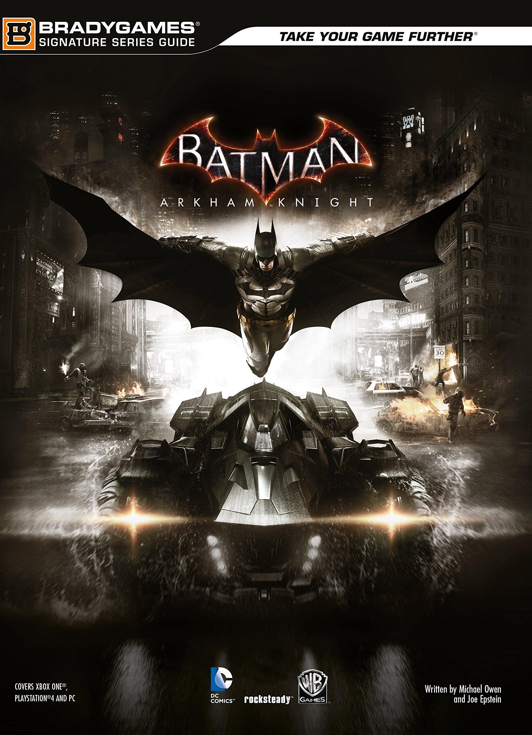 Batman: Arkham Knight - Das offizielle Lösungsbuch
